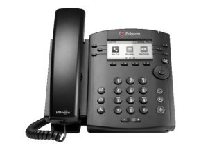 Polycom VVX 300 VoIP phone