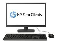 "HP Zero Client t310 Tera2321 512MB RAM 256MB Flash HDD LED 23.6"" Monitor Zero Client"