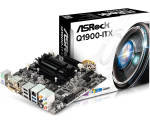 ASRock Q1900-ITX Quad-Core J1900 VGA DVI-D HDMI 7.1 CH HD Audio Mini-ITX Motherboard