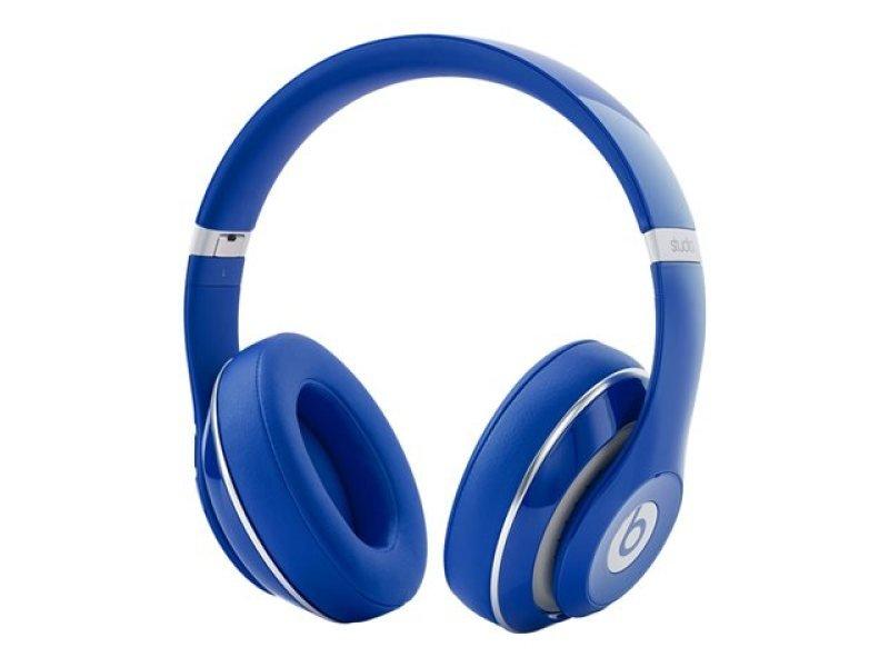 Image of Beats Studio Wireless Over-ear Headphones - Blue