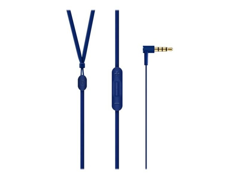 Beats Powerbeats2 - Earphones With Mic - In-ear - Over-the-ear Mount - Noise Isolating - Blue - For 12.9-inch Ipad Pro, 9.7-inch Ipad Pro, Ipad (3rd Generation), Ipad 1, 2, Ipad Air, Ipad Air 2, Ipad Mini, Ipad Mini 2, 3, 4, Ipad With Retina Display, Ipho