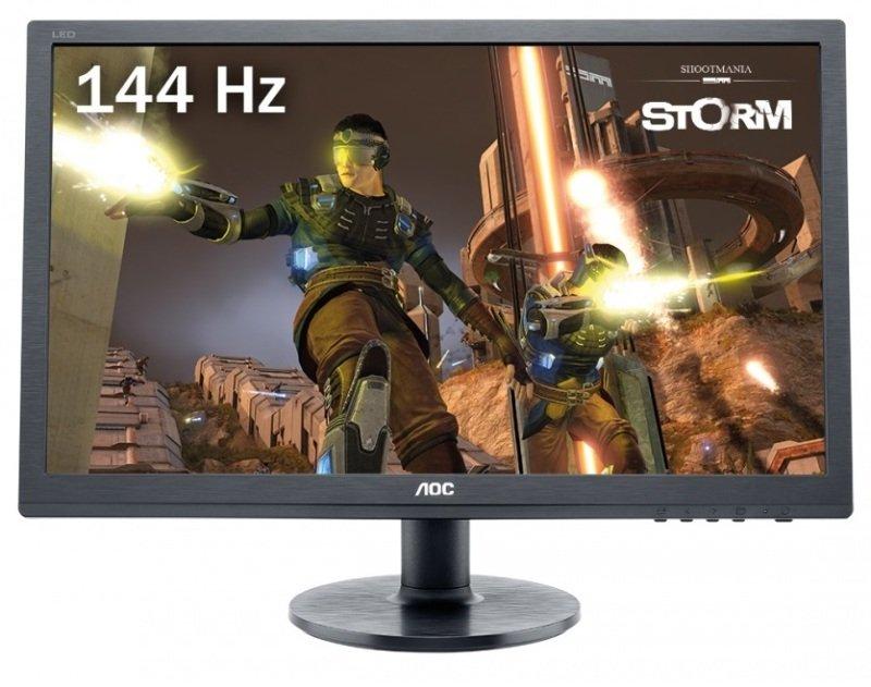 """AOC G2460FQ 24"""" Full HD LED Monitor"""