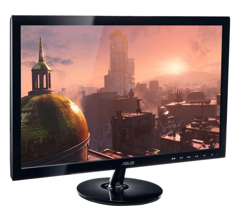 "EXDISPLAY Asus VS248HR 24"" 1ms DVI HDMI Monitor"