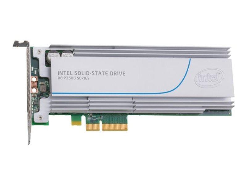 Intel DC P3500 Series 1.2TB 1/2 Height PCIe 3.0 SSD