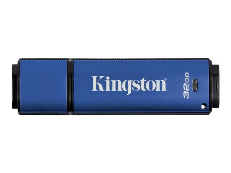 Kingston 32GB DataTraveler Vault Privacy 3.0 Managed Ready Flash Drive