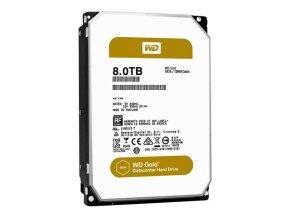 WD Gold Hard Drive 8TB SATA 6Gb/ s