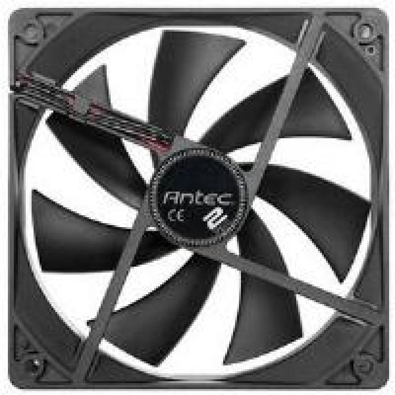 Antec TwoCool 120mm Case Fan - Black