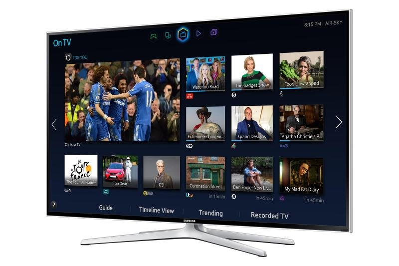 "Image of Samsung H6400 48"" Full HD LED Smart 3D TV"