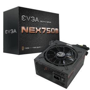 EVGA Super Nova NEX750B 750W Bronze Semi Modular Power Supply