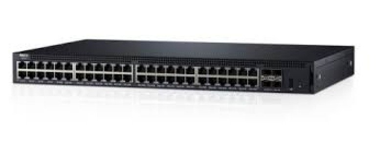 Dell Networking X1052P 48 ports Managed Switch