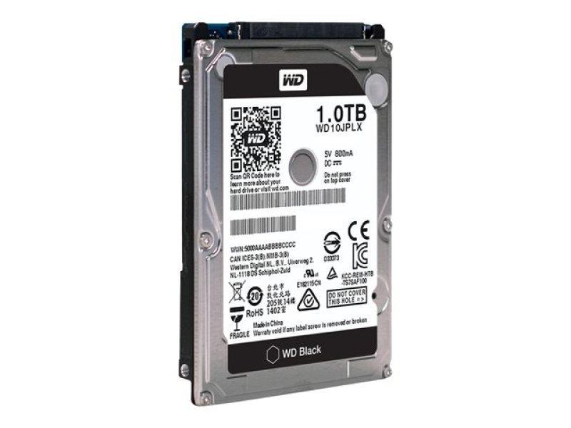 """WD Black 2.5"""" Performance Hard Drive 1TB"""