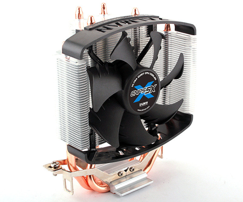 Zalman CNPS5X Performa Heatsink and Fan