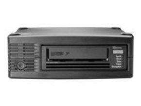 HPE StoreEver LTO-7 Ultrium 15000 SAS External Tape Drive Bundle/TVlite