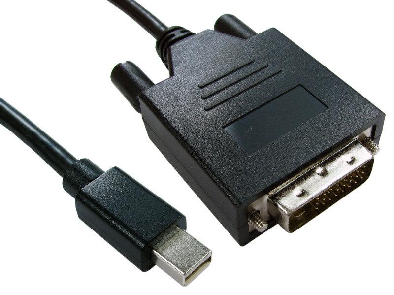Mini DisplayPort To DVI Cable