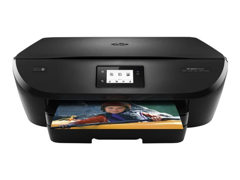 HP Envy 5544 Multi-Function Wireless Inkjet Printer with 5 Months Free HP Instant Ink