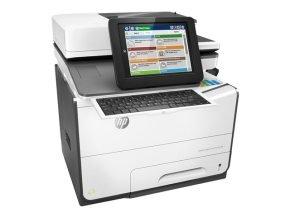 HP PageWide 586z Enterprise Colour Flow Multi-Function Inkjet Printer