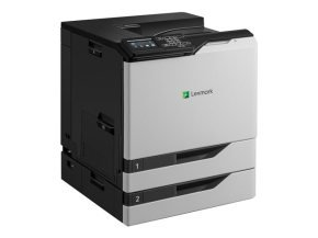 Lexmark Cs820dte Colour A4 57/57 Ppm Printer  Solutions Capable