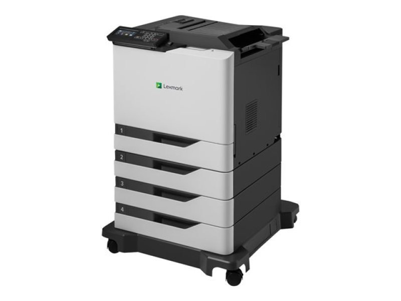 Lexmark Cs820dtfe Colour A4 57/57 Ppm Printer  Solutions Capable