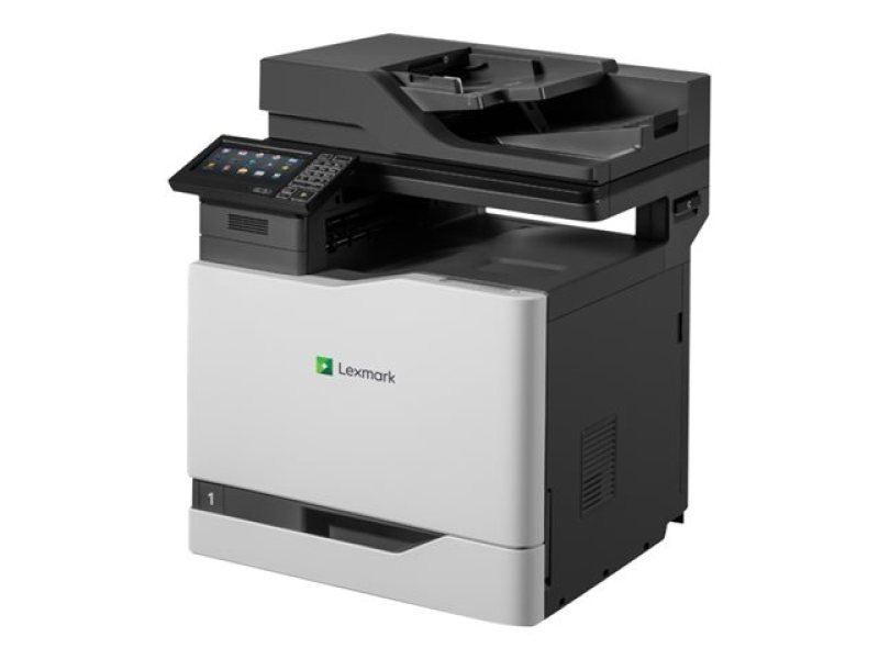 Lexmark CX820de Colour A4 50/50 Ppm 4in1 Mfp  Solutions Capable