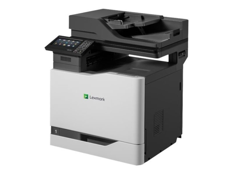 Lexmark Cx820dtfe Colour A4 50/50 Ppm 4in1 Mfp  Solutions Capable