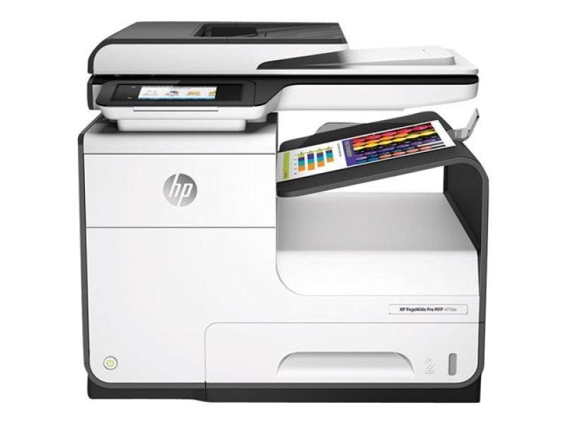 HP PageWide Pro 477dw Wireless Multifunction Printer