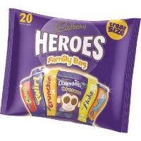 Cadburys Heroes Variety Bag
