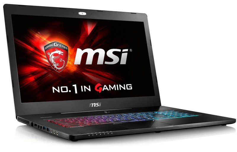 "MSI GS72 6QE(Stealth Pro 4K)271UK Gaming Laptop Skylake i76700HQ 2.6GHz 16GB DDR4 RAM 1TB HDD 256GB SSD 17.3"" UHD 3840x2160 NoDVD nVidia Geforce GTX 970M 6GB WIFI Windows 10 64bit"