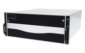 QSAN P600Q-S424 RJ45 10Gb iSCSI 24 Bay 4U SAN Enclosure