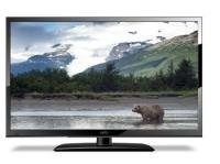 "EXDISPLAY 24"" Black Hd Ready Led Tv With Freeview 1366 X 768 1x Hdmi And 1x U"