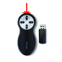 Kensington Wireless Presentation with Red Laser pointer