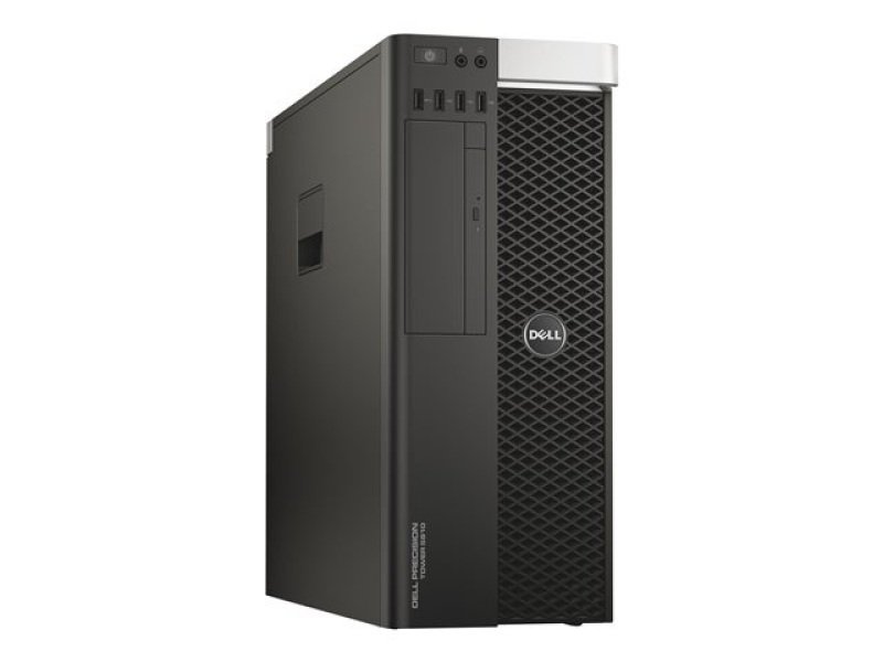 Image of Dell Precision 5810 16GB Intel Xeon E5-1620V3 / 3.5 GHz 1TB HDD Tower Workstation