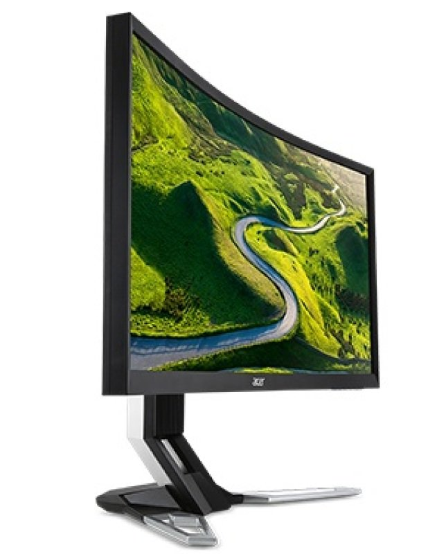 "Acer XZ350CU 35"" Curved LED Ultrawide Monitor"