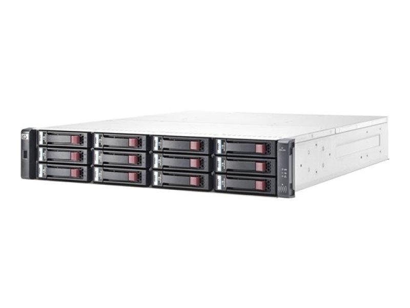 HPE Modular Smart Array 2040 SAN Dual Controller LFF Storage
