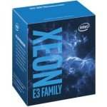 Intel Xeon E3-1220 v5 3.0GHz Socket 1151 8MB Cache Retail Boxed Processor