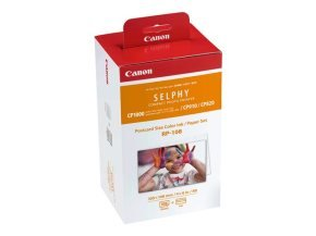 Canon Colour Ink/ Paper Set For Selphy CP910