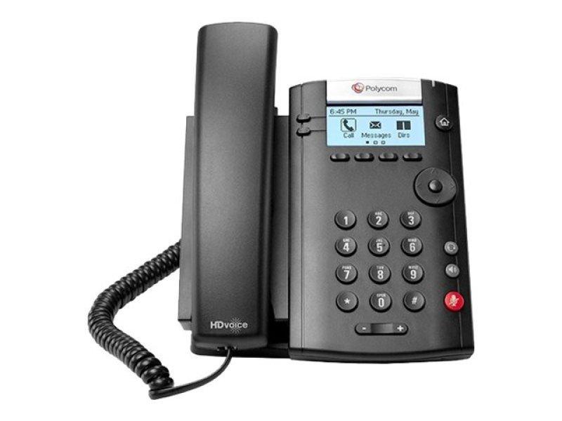 Polycom VVX 201 VoIP phone