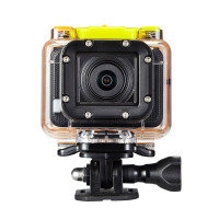 GoXtreme Wifi Pro High Speed Full HD Action Camera With Live View Remote Control Watch