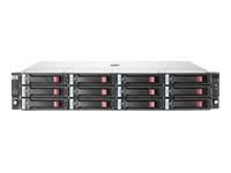 HPE D2600 w/12 4TB 6G SAS 7.2K LFF Dual Port MDL HDD 48TB Bundle