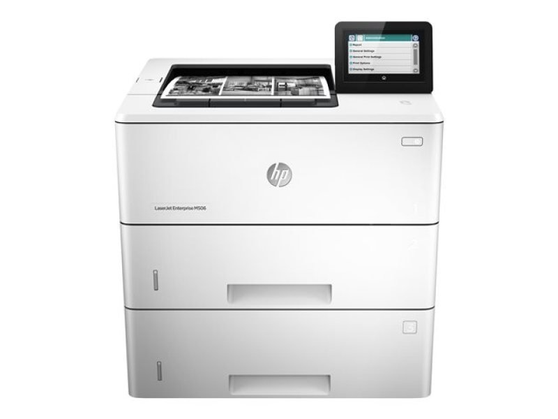 HP M506X Laserjet Enterprise Mono Laser Printer