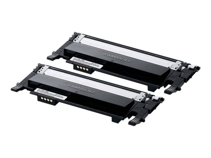 Samsung CLT-P406B Black Toner Cartridge - 2 Pack
