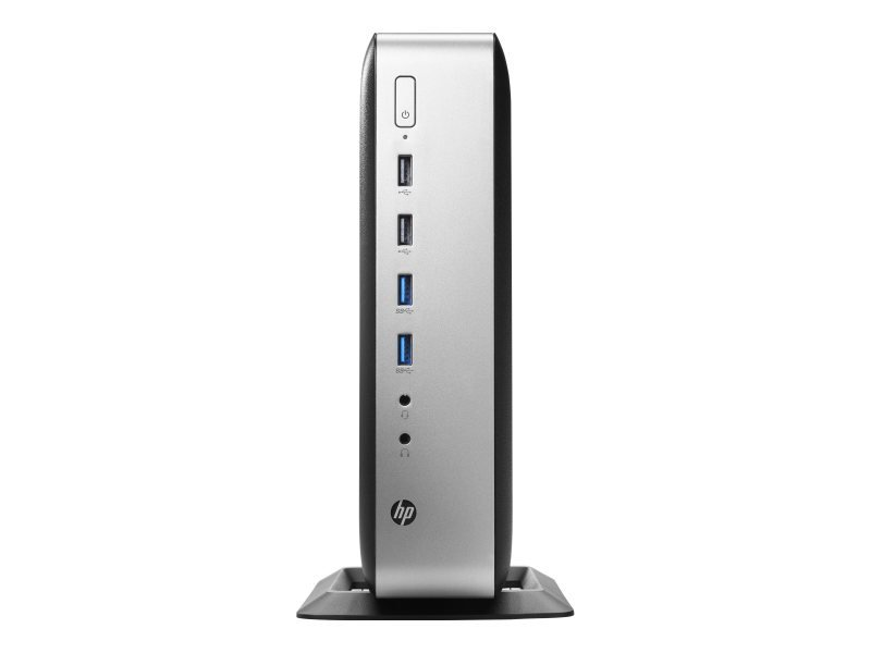HP t730 RX427BB 2.7 GHz 4GB RAM 16GB Flash Drive Thin Client