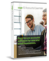Sage 50 Accounts Essentials - Electronic Software Download