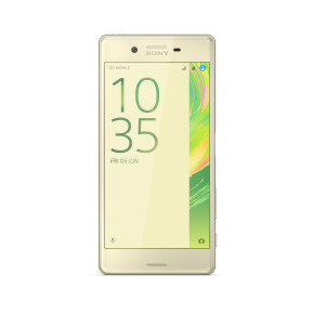 Sony Xperia X 32GB Smartphone - Lime Gold