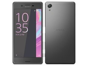 Sony Xperia XA UK SIM-Free 16GB Smartphone - Black