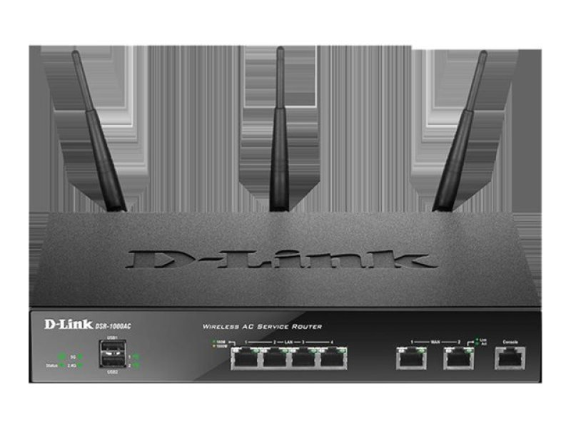 D-Link DSR-1000AC wireless router