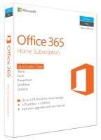 Office 365 Home - 1 Year Subscription