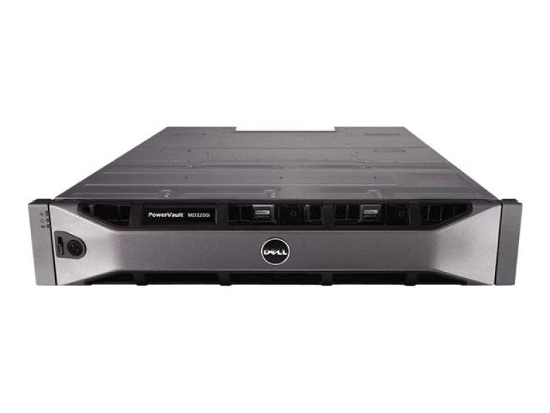 Dell Powervault Md3220i 292GB (2 x 146GB HDD) 24 Bay Hard Drive Array