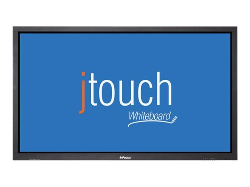 INF6501WAG/65 6point Jtouch LFD and Interactive Whiteboard with Anti-Glare, 5 year swap-out warranty.