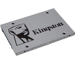 Kingston SSDNow UV400 480GB SATA3 2.5inch SSD