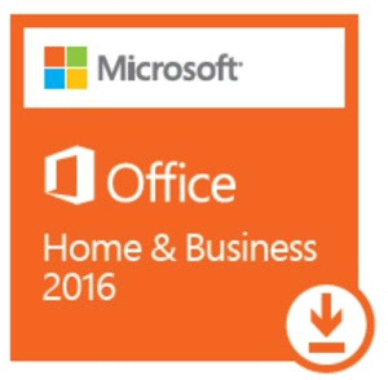 Office Home & Business 2016 - Electronic Software Download